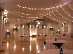 Big Event Drapery Ceiling Canopies Swags And Marquee